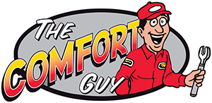 The Comfort Guy Logo