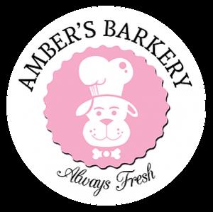 Amber's Barkery Logo