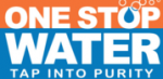 One Stop Water. Locally owned community based full service water treatment and retail outlet; that prides itself on service, with combined experience of over 17 years in the water treatment business.