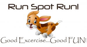 Run Spot Run Lure Course